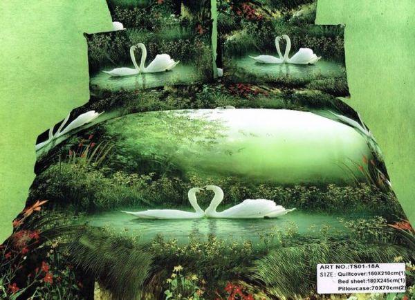 Новые дизайны постельного белья от Танго